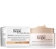 philosophy renewed hope in a jar skin tint,1 oz - A358240
