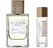 CLEAN Reserve Smoked Vetiver EDP & Pen SprayDuo - A361840