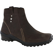Wolky Leather Boots - Zion - A362440