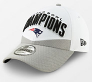 NFL Super Bowl LIII Patriots Locker Room Cap by New Era - A367640