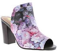 Sbicca Floral Print Slide Sandals - Estela - A414240