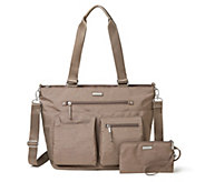 Baggallini Any Day Tote with RFID Phone Wristlet - A414740