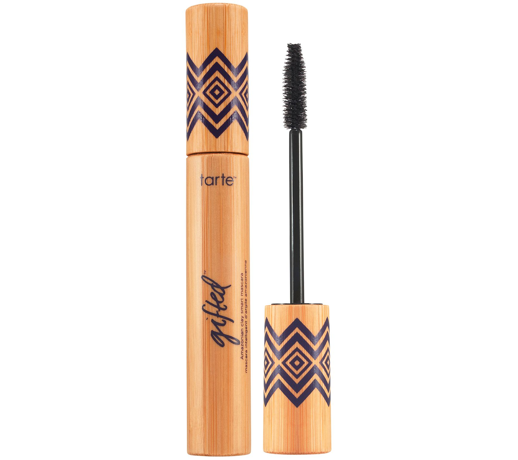 2767f3b05cf tarte Gifted Amazonian Clay Smart Mascara - Page 1 — QVC.com