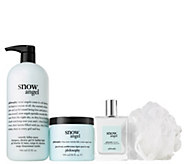 philosophy super-size holiday scent layering set Auto-Delivery - A345341