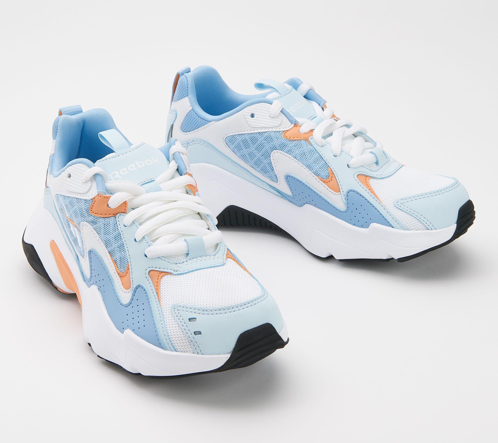 reebok sneakers blue