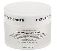 Peter Thomas Roth Super-size Un-Wrinkle Night Cream 2oz - A91441