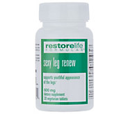 RestoreLife Formulas Sexy Leg Renew 30-day Supply - A297542