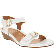 Vionic Adjustable Demi Wedges - Frances - A305642