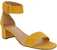 Franco Sarto Block Heel Sandals - Rosalina - A306942