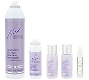 Nick Chavez Advanced Volume Blow N Go Cleanse & Style Kit - A344242