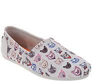 Skechers BOBS Slip-On Shoes - Dapper Cats - A346542