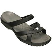 Crocs Slide Sandals - Meleen Twist - A357942