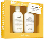 philosophy care package gift box - A359442