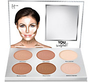 IT Cosmetics You Sculpted! Universal Contouring Palette - A361842