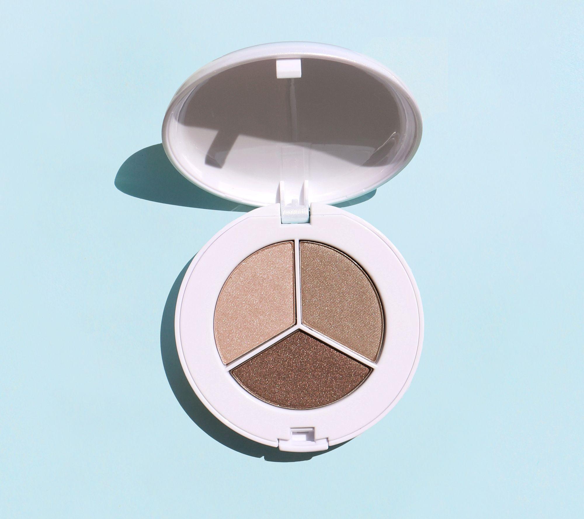 Carmindy Beauty Eye Enhancer Eye Shadow Trio — QVC com