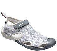 Crocs Sandals - Swiftwater Graphic Mesh - A413142