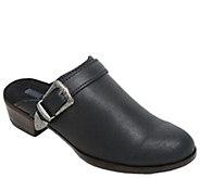 Minnetonka Leather Mules - Billie Mule - A414142
