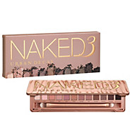 URBAN DECAY Naked3 Eye Shadow Palette, (12) 0 .05 oz Colors - A415042
