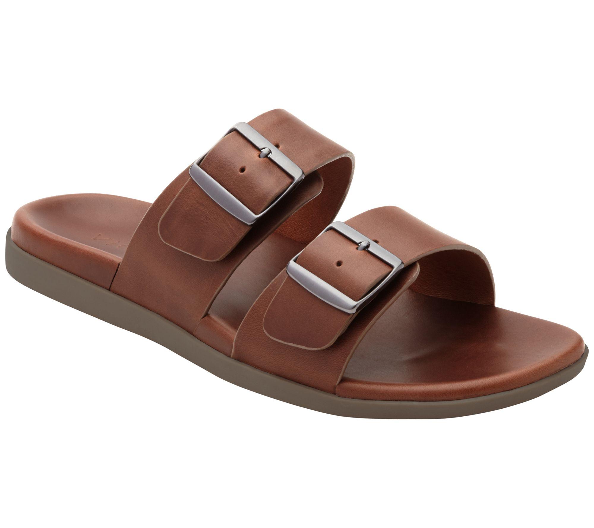 Vionic /'Leo/' Men/'s Arch Support Summer SandalsAdjustable Strap Style