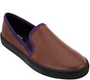 LOGO by Lori Goldstein Slip-on Sneakers - A284143