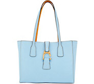 Dooney & Bourke Emerson Leather Small Tote Handbag- Shannon - A305043