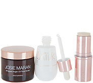 Josie Maran Anti-Aging 3-piece Treat & Glow Kit - A308443