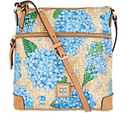 Dooney & Bourke Hydrangea Basketweave Crossbody Handbag - A308743