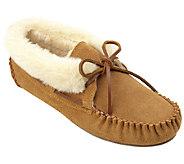 Minnetonka Chrissy Ankle Slippers - A333443