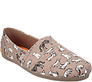 As Is Skechers BOBS Slip-On Shoes- Dream Doodle - A345943