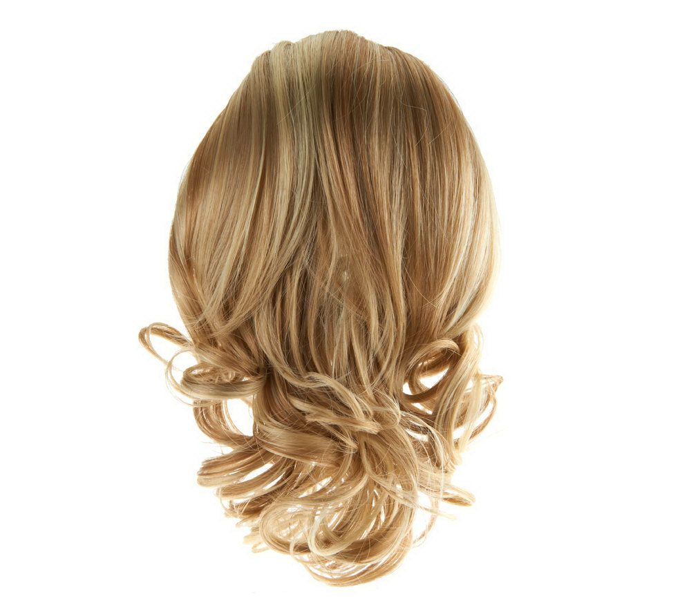 Hairdo 16 Full Clip In Grand Extension Page 1 Qvc