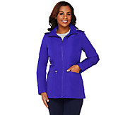 Liz Claiborne New York Jacket with Quilting Detail - A262944