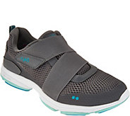 Ryka Mesh Slip-On Sneakers with Strap Detail - Devotion Cinch - A295144