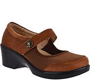 Alegria Dream Fit Leather Mary Janes - Maya - A298144