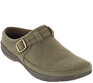 Merrell Wool Slip-on Clogs - Encore Kassie Buckle Wool - A342944