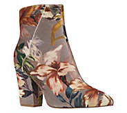 Nine West Fabric Bootie - Savitra - A361544