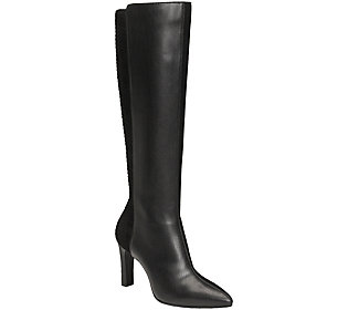 Aerosoles Heel Rest Dress Knee-High Boots -