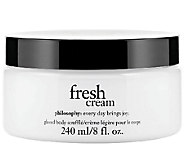 philosophy fresh cream souffle Auto-Delivery - A263345