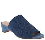 Taryn Rose Slip On Mules - Nancy - A304445