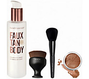 bareMinerals Faux Tan for Face and Body Kit - A352345