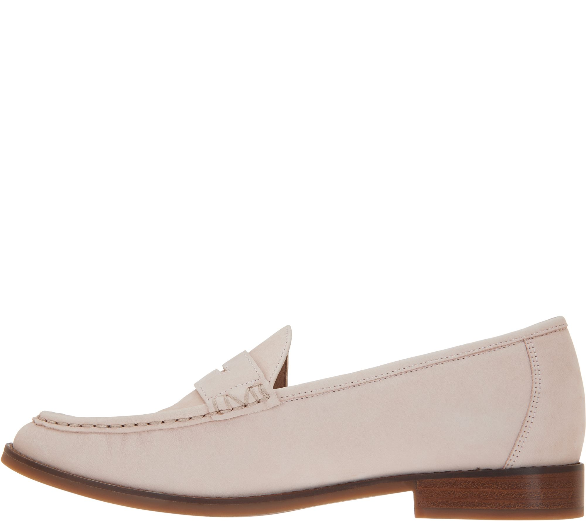 9c23dc29f26 Vionic Leather Loafers - Waverly - Page 1 — QVC.com