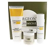 Surgeons Skin Secret 4 Piece Pack -Almond/Lemon - A163846