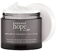 philosophy renewed hope night 2 fl oz moisturizer - A268046