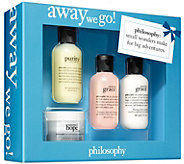 philosophy away we go gift box - A359446