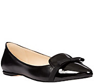 Nine West Leather Flats - Saxiphone - A359846