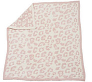 Barefoot Dreams CozyChic Barefoot in the Wild Blanket - A360546
