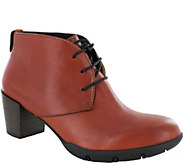 Wolky Leather Booties - Bighorn - A362446