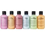philosophy shower gel 6-pack - A413946