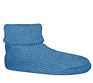 Soft Ones Womens Cuff Slipper Socks w/ Anti-Skid - A207047