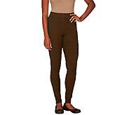 Liz Claiborne New York Regular Essentials Knit Leggings - A240247
