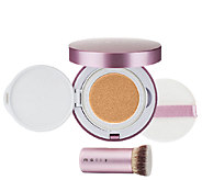 Mally Poreless Perfection FluidFoundation with Brush - A252447